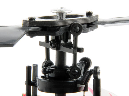 Metal Main Rotor Hub (for MSR & MSR X) - Click Image to Close